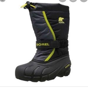 Sorel • toddler boys snow boot size 10